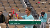 Nadal awansował do 2. rundy Roland Garros