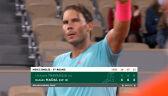 Nadal awansował do 4. rundy Roland Garros
