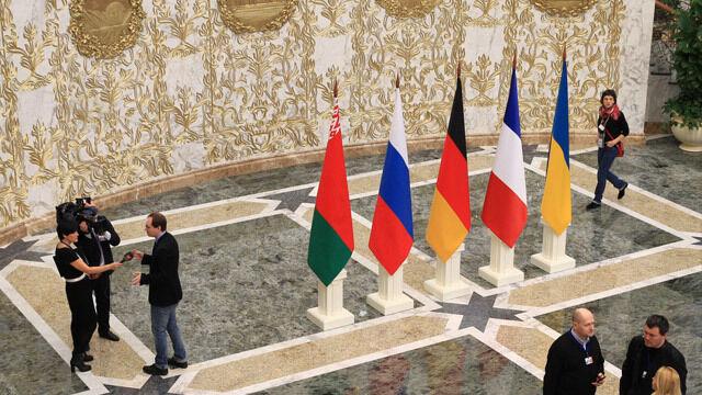 W oczekiwaniu na szczyt w Mińsku