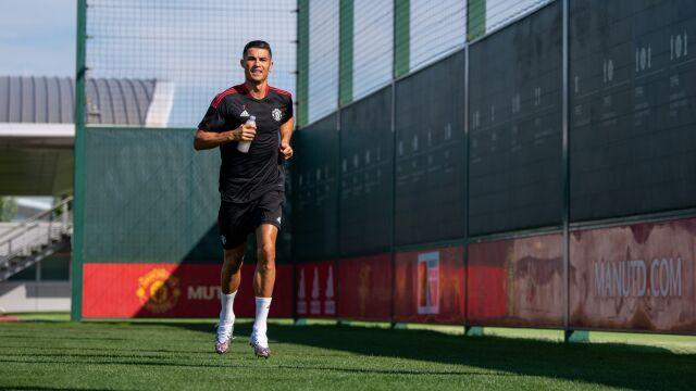 """Ronaldo gotowy, by zagrać dla Manchesteru. """"Nie przyjechałem na wakacje"""""""
