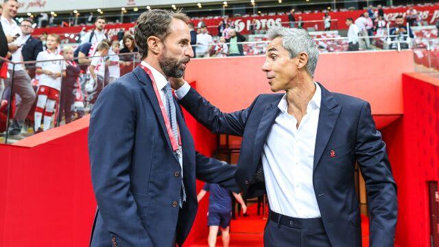 Sousa znów miał nosa, Anglicy rozegrali pierwszy taki mecz od 1996 roku