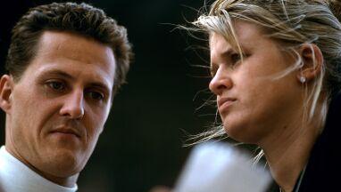 Żona o wypadku Schumachera: Nigdy nie obwiniałam Boga. To był po prostu pech