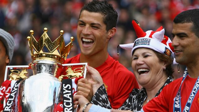 """Ronaldo zabronił matce przychodzić na najważniejsze mecze. """"Nie chcę jej stracić"""""""
