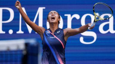 Sensacyjna półfinalistka US Open. Największy sukces i prezent na 19. urodziny