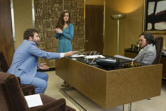 """Nominacja w kategorii """"Najlepszy aktor drugoplanowy"""": Bradley Cooper, """"American Hustle"""""""