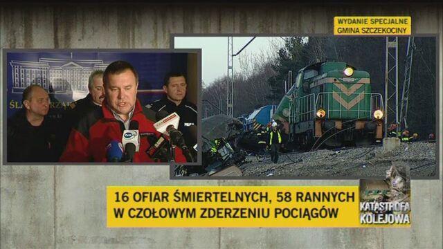 Trwają jeszcze poszukiwania jednej osoby (TVN24)