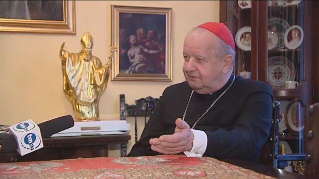 Relikwie Jana Pawła II  dla Roberta Kubicy