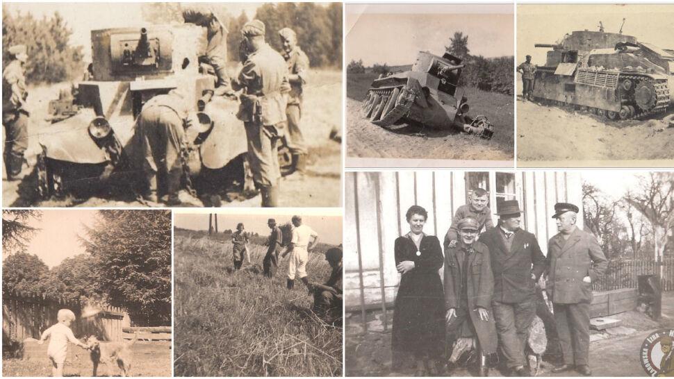 Na strychu znalazł ponad 600 nieznanych zdjęć  z czasów wojny. Wiadomo już, kto był ich autorem