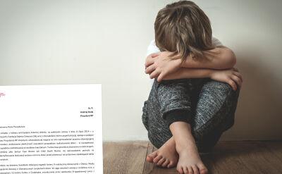 Fundacja apeluje do prezydenta o o wprowadzenie ustawy o ochronie dzieci