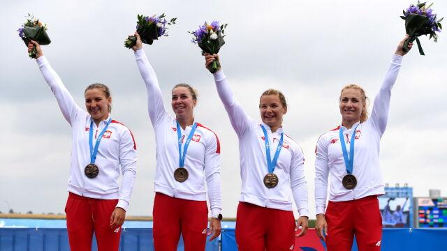 Udane regaty Polek. Kolejne medale igrzysk europejskich
