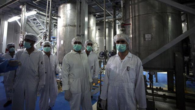 Europa wzywa Iran do współpracy nuklearnej.