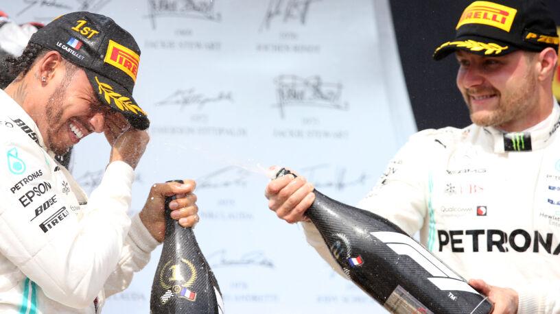 Brakuje jednej wygranej. Mercedes o krok od wyrównania ponad 30-letniego rekordu Formuły 1
