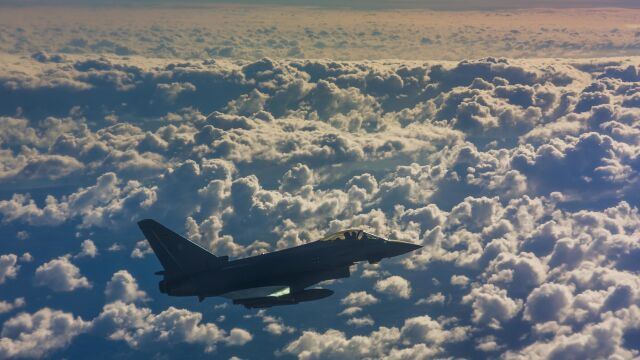 20 myśliwców z dziewięciu państw. Ćwiczenia na litewskim niebie