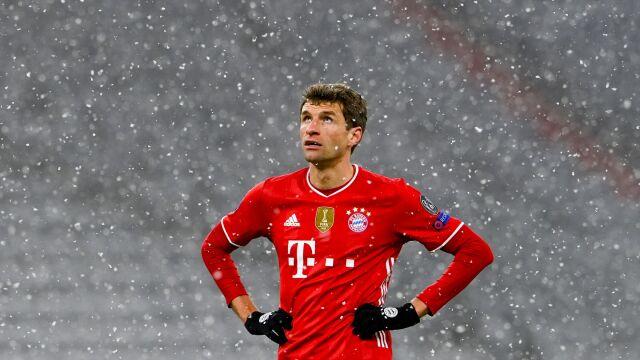 """Mecz bez """"Lewego"""" i od razu koniec imponującej serii Bayernu"""