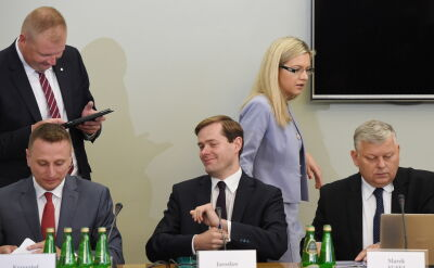 Kłótnia Marka Suskiego i Krzysztofa Brejzy