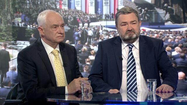 """Janusz Zemke i Karol Karski byli gośćmi """"Faktów po Faktach"""""""
