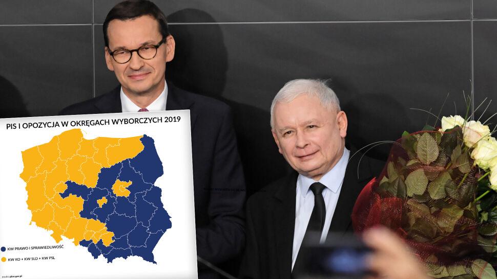 W wyborach zagłosowało ponad 61 proc. Polaków