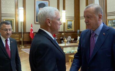 Turcja zawiesza ofensywę w Syrii