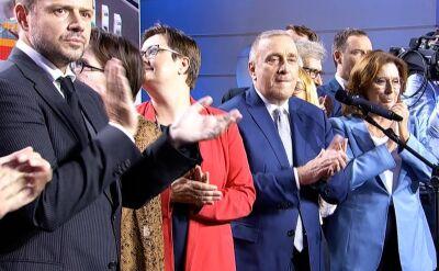 Schetyna nie boi się rozliczenia z kampanii wyborczej