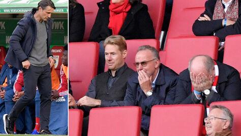 """Szefowie milczą, """"niebezpiecznie"""" w Bayernie. Najgorszy start od dziewięciu lat"""