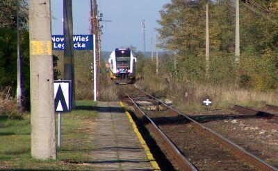 Pasażerowie pociągów na Dolnym Śląsku będą korzystali z przystanków na żądanie