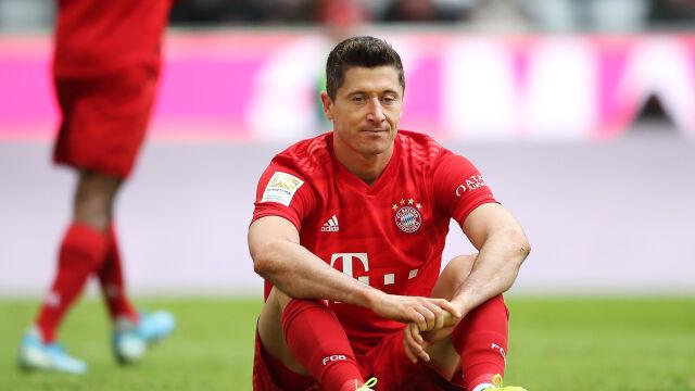 W Niemczech nagrodzili za wrzesień. Lewandowskiego ubiegł pomocnik Schalke