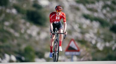 Młody kolarz sparaliżowany po zderzeniu z samochodem na wyścigu w Lombardii