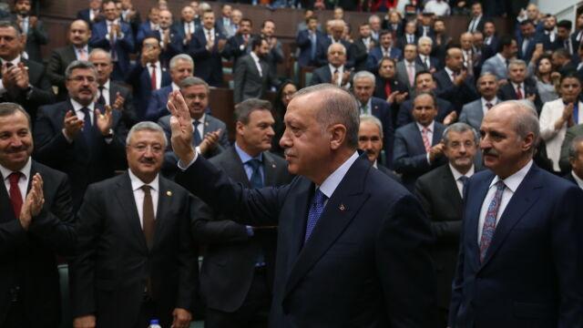"""""""Groźby Erdogana nabierają nowego znaczenia"""""""