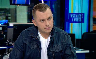 Bojanowski: Nie jest tak, że jest jedna kamienica na godziny. Ten majątek jest o wiele większy