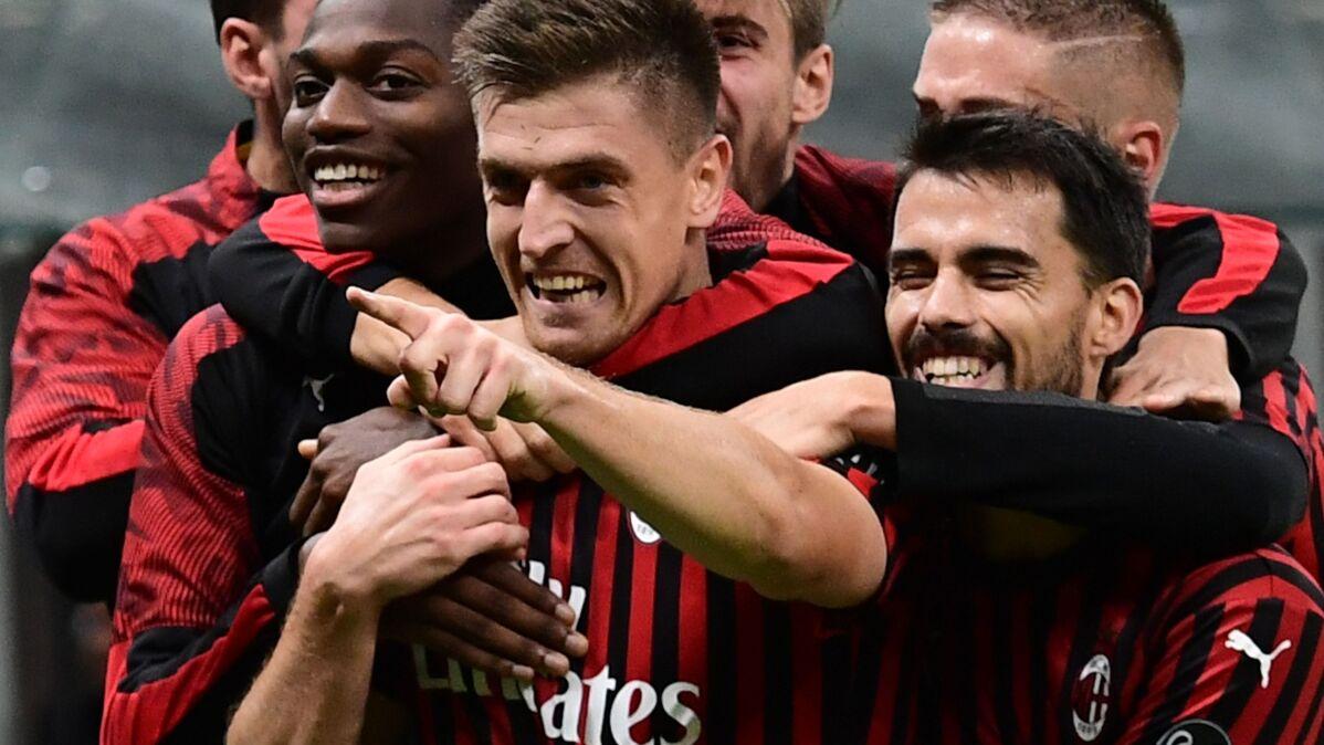 Piątek wszedł i strzelił, ale nie uratował Milanu. Stare demony wróciły po przerwie