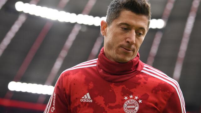 """Forma Lewandowskiego może zgubić Bayern. """"Zależny bardziej niż kiedykolwiek przedtem"""""""