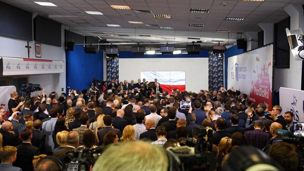 Donald Tusk mówił o wynikach wyborów parlamentarnych w Polsce