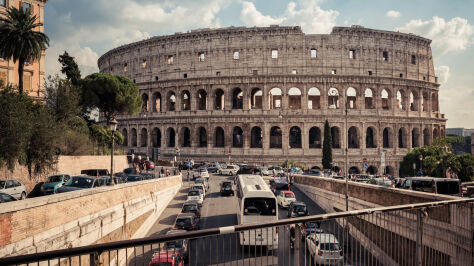Rzym wprowadza ograniczenia. Setki tysięcy aut z zakazem wjazdu