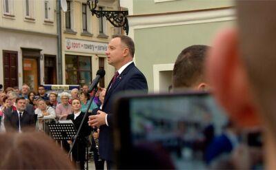 Sondaż prezydencki Faktów TVN i TVN24: Andrzej Duda i kontrkandydaci z opozycji