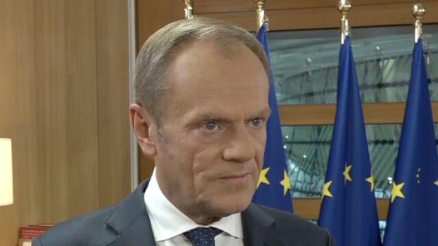 Tusk: dostałem propozycję kandydowania na szefa Europejskiej Partii Ludowej