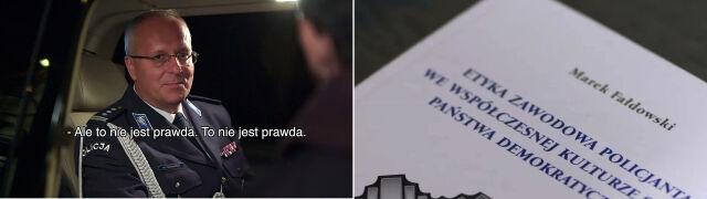 """""""Rektor policyjnej szkoły i jego habilitacja"""". Reportaż """"Superwizjera"""""""