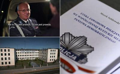"""Reportaż """"Rektor policyjnej szkoły i jego habilitacja"""" w sobotę w """"Superwizjerze"""""""