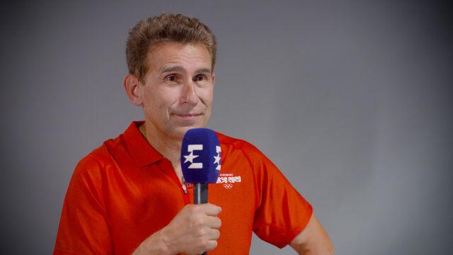 Korzeniowski o magii igrzysk olimpijskich