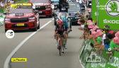 Van der Sande wygrał lotny finisz na 10. etapie Tour de France