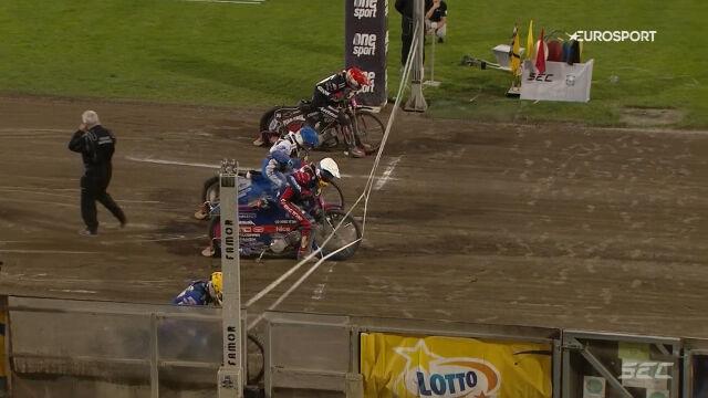 Falstart Pawlickiego w 19. biegu. Polak stracił szansę na tytuł mistrza Europy