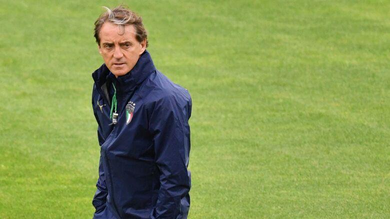 Bez kibiców spoza wysp na półfinałach Euro. Mancini zniesmaczony