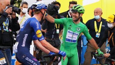 Cavendish blisko rekordu Merckxa.