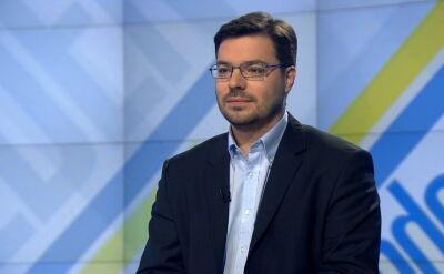 Poseł Tyszka o jego zdaniem łzach nie na miejscu szefowej unijnej dyplomacji
