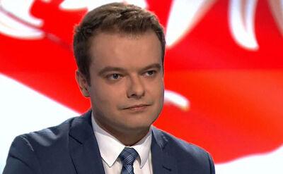"""""""Donald Tusk mógłby się uczyć od Jacka Saryusz-Wolskiego"""""""
