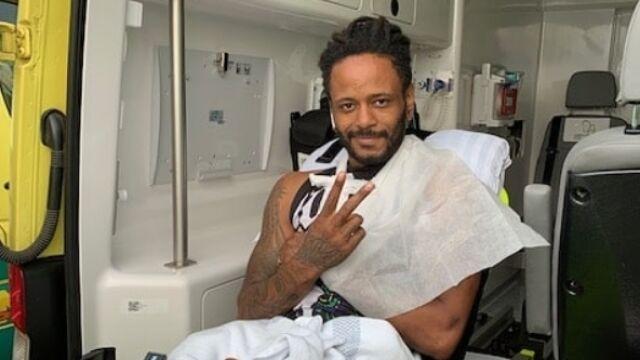 Upadł i został potrącony. Żużlowiec poinformował o swoim stanie zdrowia