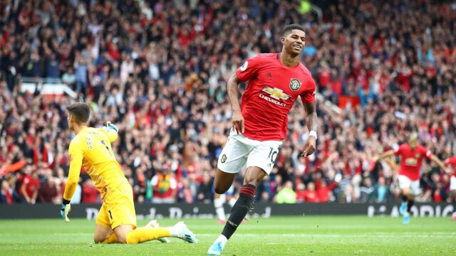 Manchester United znęcał się nad Chelsea. Bolesny debiut Lamparda