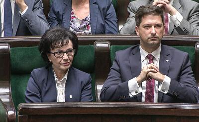 Elżbieta Witek nowym marszałkiem Sejmu