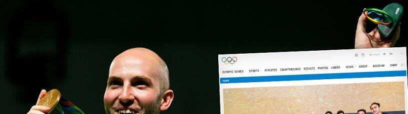 Mistrz olimpijski trenerem uchodźców. Celują w igrzyska w Tokio