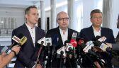 Posłowie PO-KO chcą dymisji marszałka Kuchcińskiego i dyrektora CIS