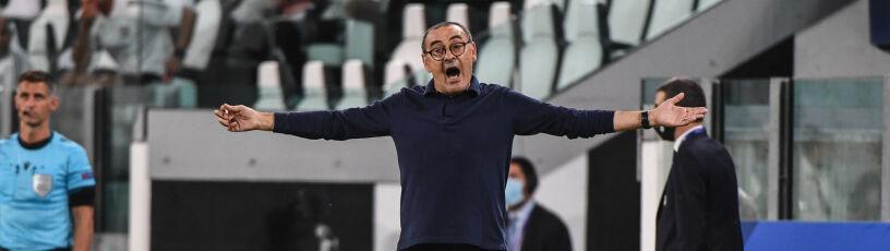 Trzęsienie w Juventusie. Odpadł  z Ligi Mistrzów, zwolnił trenera